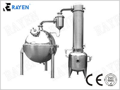 Extraction Concentration Equipment Series