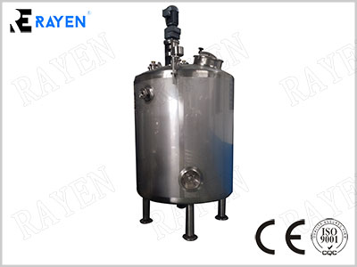 Stainless steel Tank Series