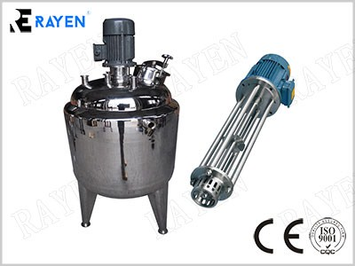 High Shear Emulsifying Tank