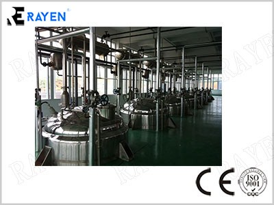 Plant Extraction Production Line